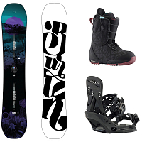 Burton W ALL-MOUNTAIN PACKAGE 0