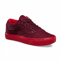 Vans OLD SKOOL LITE (Sole Dip) port royal/racing red
