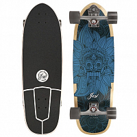 YOW HIGH PERFORMANCE SERIES SURFSKATE 3