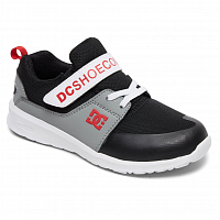 DC Hthrw Prstge EV B Shoe BLACK/GREY/RED