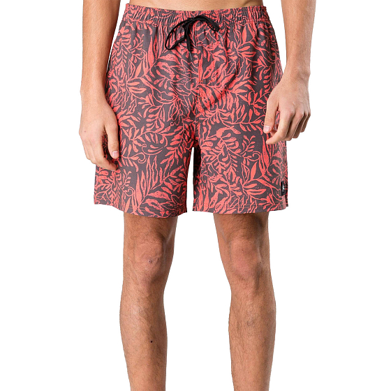 Бордшорты RUSTY SHADOW LEAF ELASTIC BOARDSHORT SS19 от Rusty в интернет магазине www.traektoria.ru - 1 фото