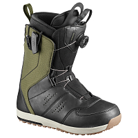 Salomon LAUNCH BOA SJ OLIVE NIGHT