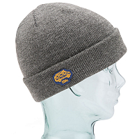 Coal THE JUNIOR BEANIE Charcoal