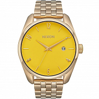 Nixon BULLET Light Gold/Yellow