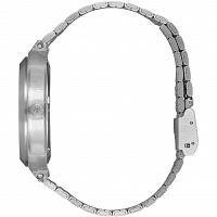 Nixon Time Teller Acetate Silver/Clear