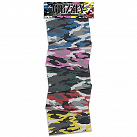 Grizzly CAMO PACK SQUARE GRIPTAPE MULTI