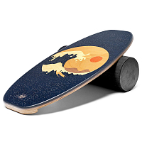 NINJABOARD WAVES DARK-NAVY