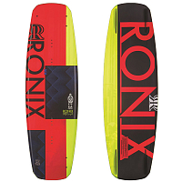 Ronix QUARTER 'TIL MIDNIGHT ATR SF Orange/Black/Yellow