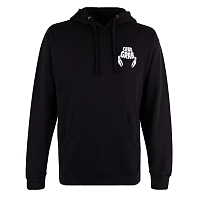 CRABGRAB WORLDS BEST HOODY BLACK