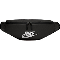 Nike NK HERITAGE HIP PACK BLACK/BLACK/WHITE