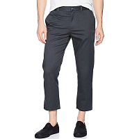 RVCA FLOOD CHINO SLATE