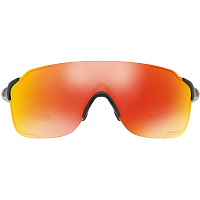 Oakley EVZERO STRIDE POLISHED BLACK/PRIZM RUBY