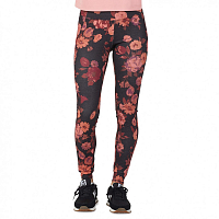Burton WB LUXEMORE LEGGING TBLK HTR WILDFLOWERS