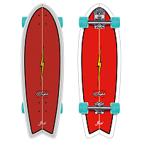 YOW PIPE POWER SURFING SERIES SURFSKATE 32