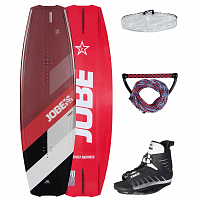 Jobe LOGO WAKEBOARD 138 & UNIT PACKAGE ASSORTED