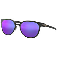 Oakley DIECUTTER SATIN BLACK/VIOLET IRIDIUM POLARIZED