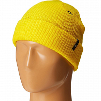 Celtek CLAN FLORO BEANIE YELLOW