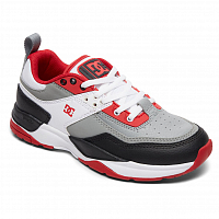 DC E.tribeka B Shoe WHITE/GREY/RED