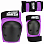 Smith Scabs PADS 3 PACK PURPLE