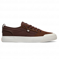 DC EVAN SMITH M SHOE BROWN/GUM