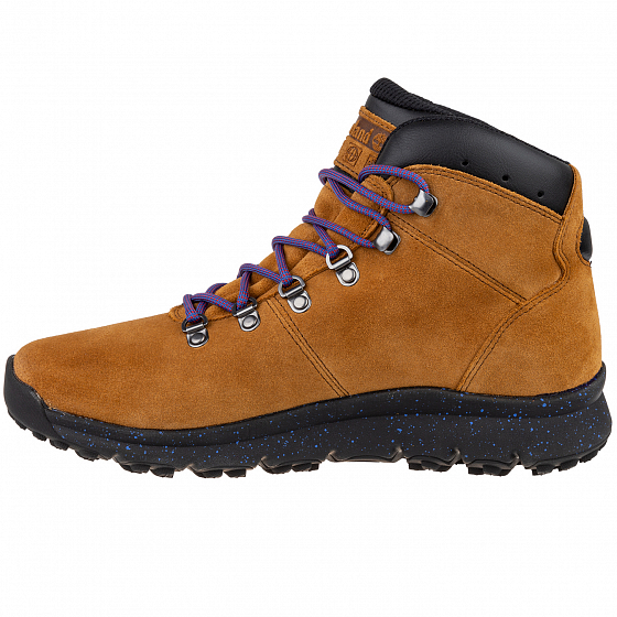 Ботинки TIMBERLAND WORLD HIKER MID FW19 от TIMBERLAND в интернет магазине www.traektoria.ru - 3 фото