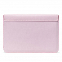 Herschel SPOKANE SLEEVE FOR MACBOOK Pink Lady Crosshatch