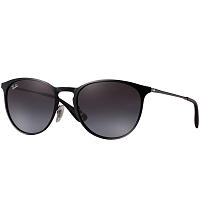 RAY BAN ERIKA METAL BLACK/GRAY GRADIENT