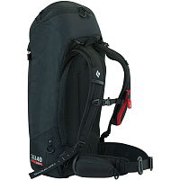 Black Diamond SAGA 40 JETFORCE BACKPACK BLACK
