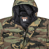 GOOD VIBES GENERAL WINTER CAMO WOODLAND