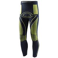X-Bionic XB Junior En_accumulator UW Pants Long Blue Marine/Yellow