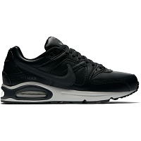 Nike AIR MAX COMMAND LEATHER BLACK/ANTHRACITE-NEUTRAL GREY