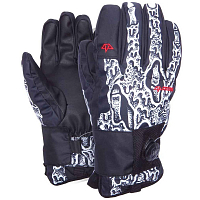 Celtek FADED WRIST PROTECTION GLOVE SKETCHY TANK