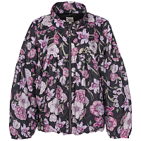 Billabong GLITTER JKT BLACK FLOWER