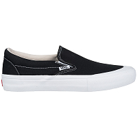 Vans Slip-On Pro (TOE-CAP) BLACK/WHITE