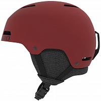 Giro LEDGE MATTE DARK RED