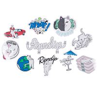 RIPNDIP HOLIDAY 2018 STICKER PACK ASSORTED