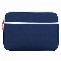 Herschel ANCHOR SLEEVE FOR IPAD MINI Blue Print/Red