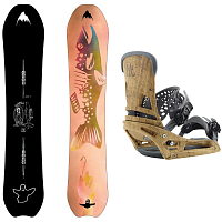 Burton M FREERIDE PACKAGE 6 0