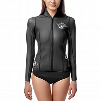 ANKER ANAIS SURF JACKET/ LIMITED EDITION BLACK