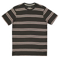 Billabong DIE CUT Stripe Crew RAVEN