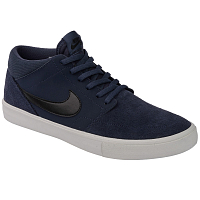 Nike SB PORTMORE II SOLAR MID THUNDER BLUE/BLACK-SUMMIT WHITE