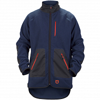SWEET PROTECTION LUMBERJACK FLEECE JACKET MIDNIGHT BLUE