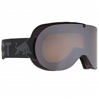 Spect RED BULL BONNIE DARK VIOLETT/AMBER SNOW, AMBER WITH SILVER MIRROR