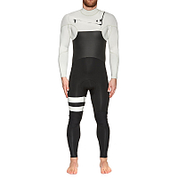 Hurley M ADVANTAGE PLUS 4/3 MM FULLSUIT LIGHT CREAM