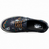 Vans Authentic (Desert Tribe) blue graphite