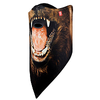Airhole FACEMASK STANDARD - 2 LAYER Bear