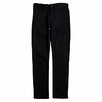 DC WORKER SLIM BOY B PANT BLACK RINSE