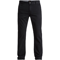 Quiksilver EVERYDAY CHINO M NDPT BLACK