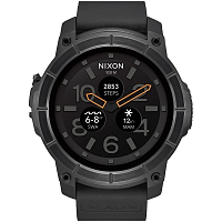 Nixon MISSION ALL BLACK