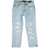 Rusty SLIM BOYFRIEND JEAN BONE BLUE